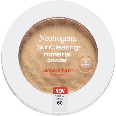 neutragena skin clearing powder