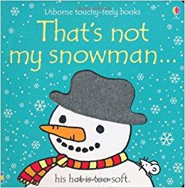 not my snowman