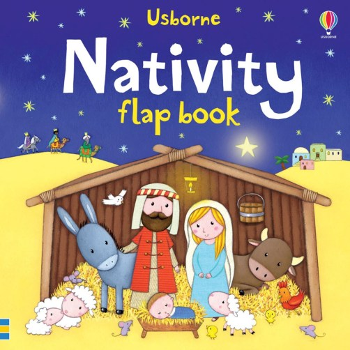 The Nativity Flap Book